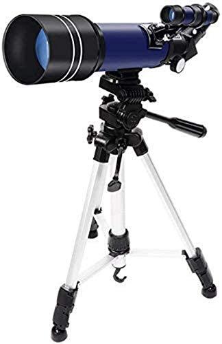 SLM-max Telescopio HD,Profesional para niños Adultos Refractor astronómico Observación de la Luna Observación de Aves
