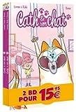 Cath et son chat - Pack découverte T1 - T2