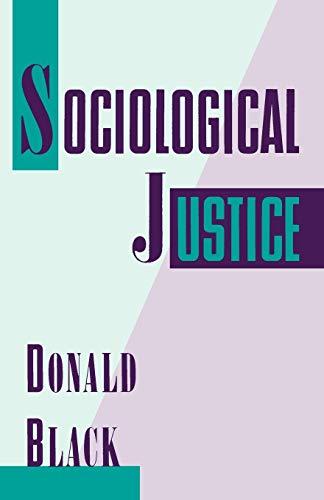 Sociological Justice