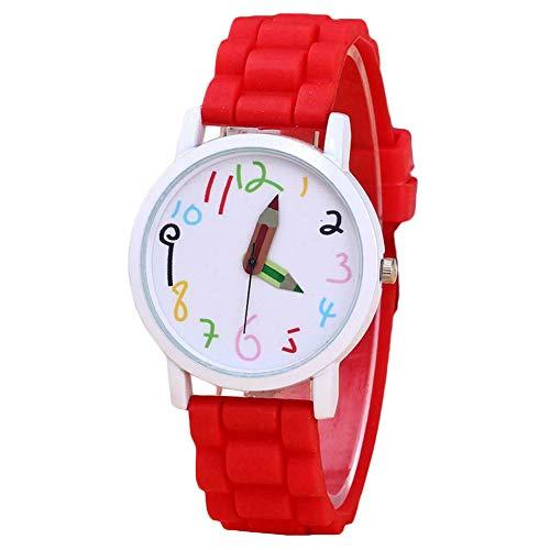 cA0boluoC - Reloj de Pulsera para niños, Resistente al Agua, Digital, Deportivo, diseño de Caricatura en 3D, Regalo de cumpleaños para niños