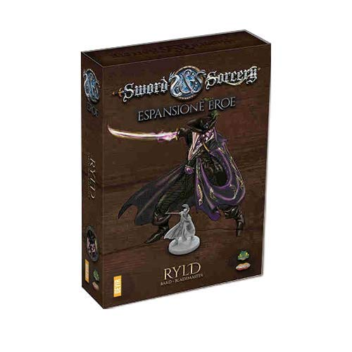 Ares Games Sword & Sorcery: Ryld Hero Pack
