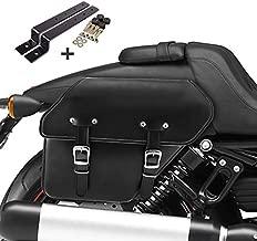 Shadow 750 Black Spirit//VT 1100 C2// VT 1100 C3 Aero//VT 125//600// 750 C Molle Barrel Springs per sella monoposto Bobber con supporto di fissaggio Honda Black Widow 750 Rebel CMX 500