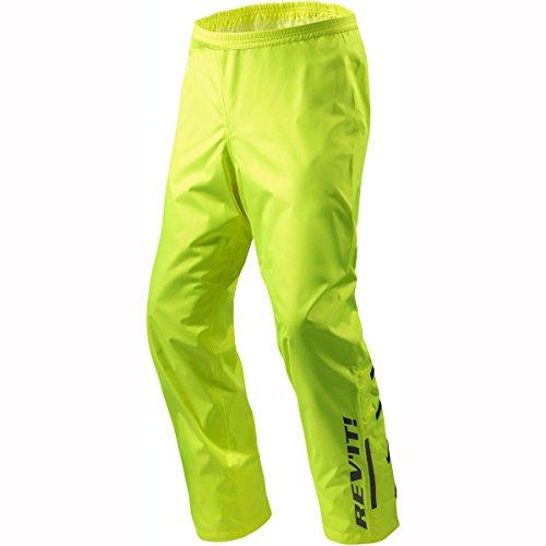 REV'IT Acid H2O Pantalones - L, Alta Visibilidad