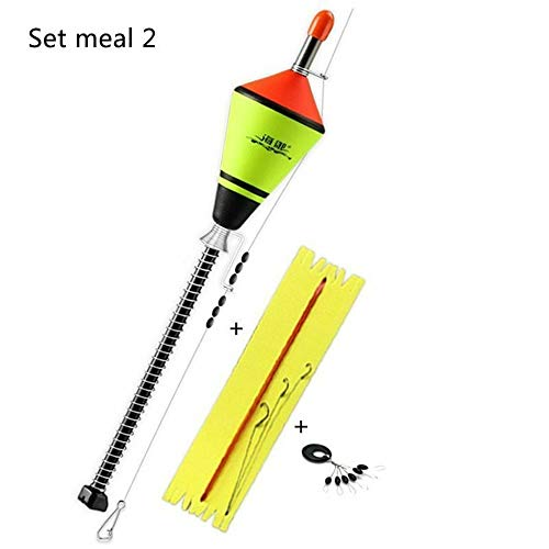 Automatic Fishing Float - Tragbares automatisches Angelzubehör - Fast Fishing Bobber Set Fishing Float Device (2)