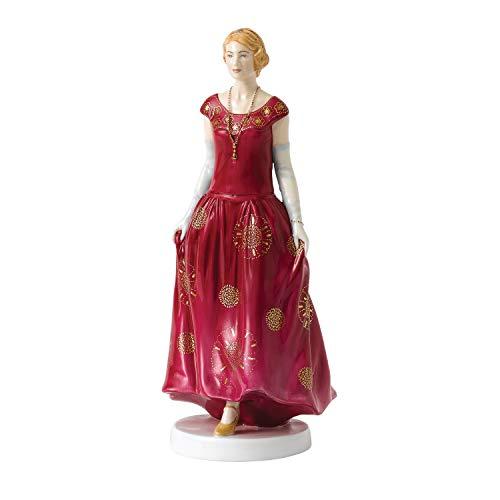 royal doulton ladies christmas - 9
