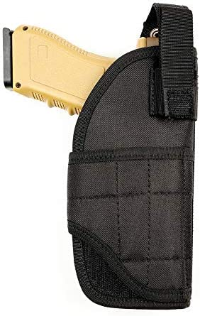 Holsters for Pistol Adjustable MOLLE Tactical Pistol Holster Airsoft Pistol Holster for 1911 product image