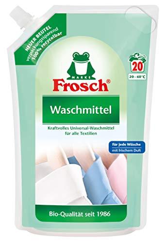 Frosch Flüssig Universal Waschmittel, Frisch, 20WL, 1,8 ltr