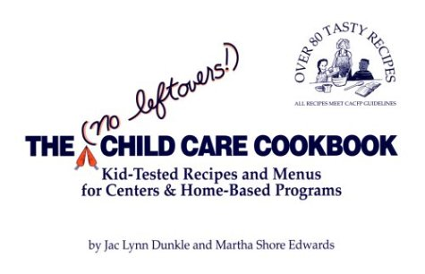 Top 10 best selling list for child care food program menu