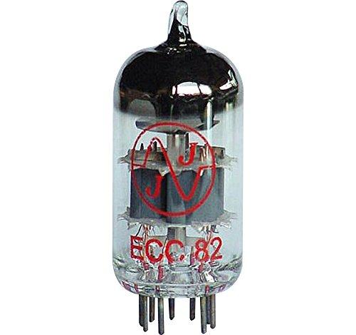 ECC82 JJ-Electronic 12AU7 valvola audio doppio triodo tube tubes NUOVA TESTATA