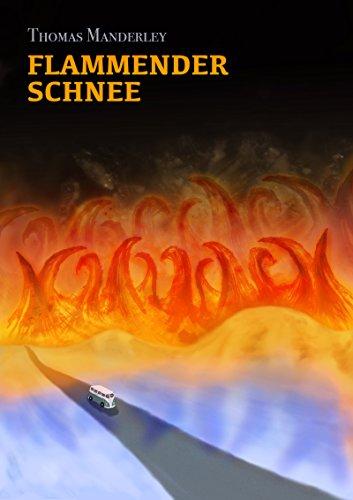 Buchseite und Rezensionen zu 'Flammender Schnee' von Thomas Manderley