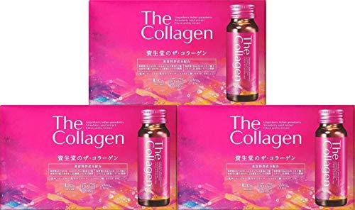 Shiseido The Collagen Drink 50ml x 10 Bottles Japan (3)