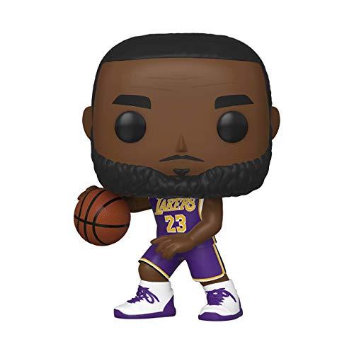 Funko - Pop! NBA: Lakers - Lebron James Figurina, Multicolor (46549)