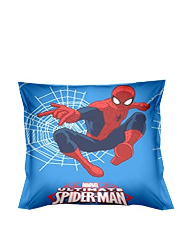 Spiderman - Cojín Relleno, 40 x 40 cm