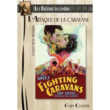 professionnel comparateur DVD Movie Treasure: Western Collection: Harry Cooper: Attack (Battle Caravan) choix