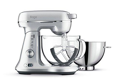 Sage Appliances SEM825 the Bakery Boss, Küchenmaschine, 1200 Watt