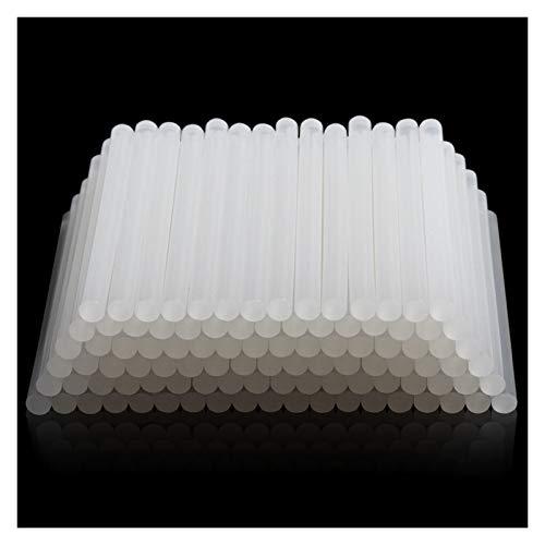 A1-Brave Barras de Silicona, 20pcs Hot Melt Glue Sticks 7 / 11mm x100-220mm para Herramientas de reparación de Album de Pistola de Pegamento eléctrico para Accesorios de...