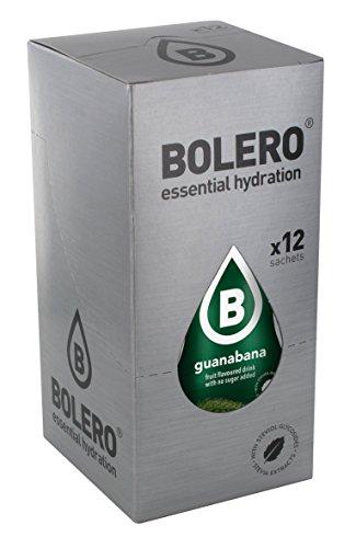 Bolero Bebida Instantánea sin Azúcar, Sabor Guanabana -