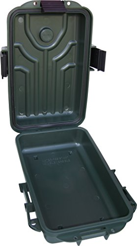 MTM Survivor Dry Box with O-Ring Seal (Forest Green, Small) by MTM