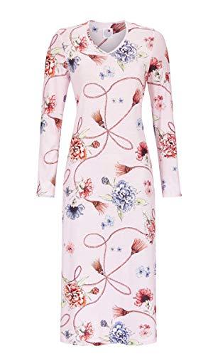 La plus belle Damen Nachthemd mit V-Ausschnitt ICY Orchid 48 9581102, ICY Orchid, 48