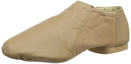 So Danca Jze45, Zapatos Jazz Mujer, Beige Caramel