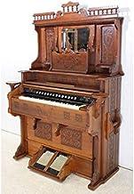 an-8 ビクトリアンスタイル アンティーク ベル社 オルガン Bell organ & piano Co