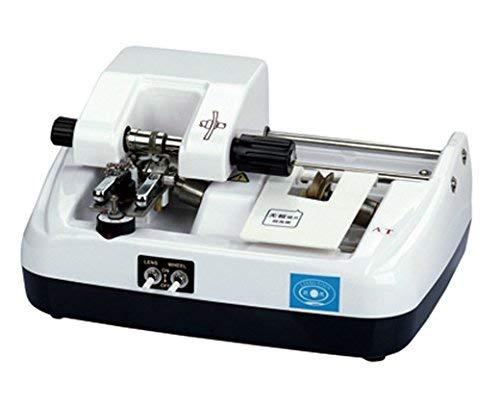 KANJJ-YU - Herramientas automáticas de lente Groover y canfrenador, panel hueco de acero inoxidable y máquina con hoja de diamante