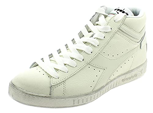 Diadora - Sneakers Game L High Waxed per Uomo e Donna (EU 44.5)