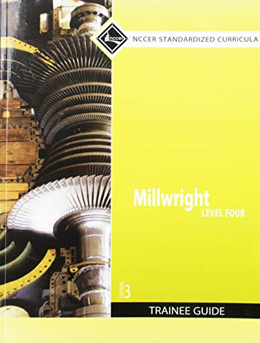 Millwright Level 4 Trainee Guide, Paperback (3rd Edition)