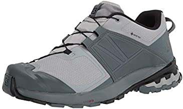 Salomon mens Xa Wild Gtx, Quarry, 12