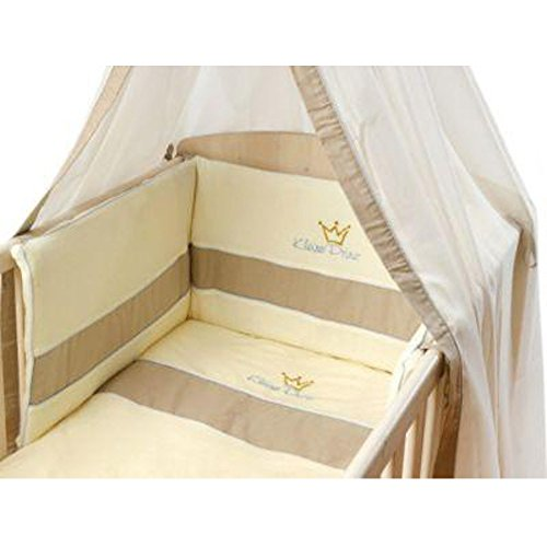 Be Be's Collection 741-20 Nestchen für Kinderbett, Kleiner Prinz, Nicki