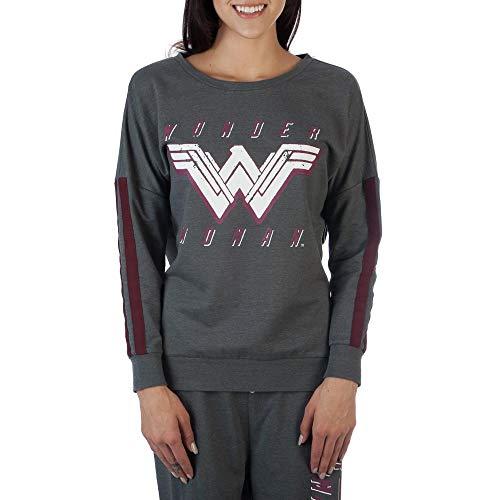 JRS WWM WW Logo and Verb Drop Shoulder Longsleeve-Large