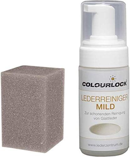 Colourlock Lederreiniger Mild 125ml Mit Schwamm Küche Haushalt