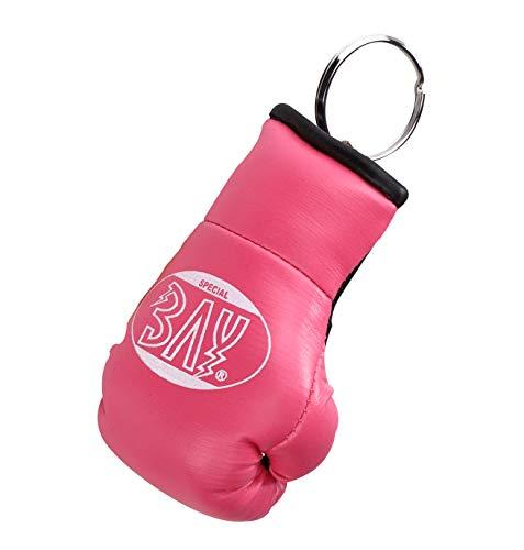 BAY® MINI Boxhandschuhe Schlüsselanhänger Miniboxhandschuhe Schlüssel Anhänger Deko Geschenk Box Handschuhe Abbildung 2