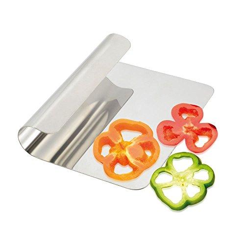 Metaltex Recogedor Cortador Verduras, único, Centimeters