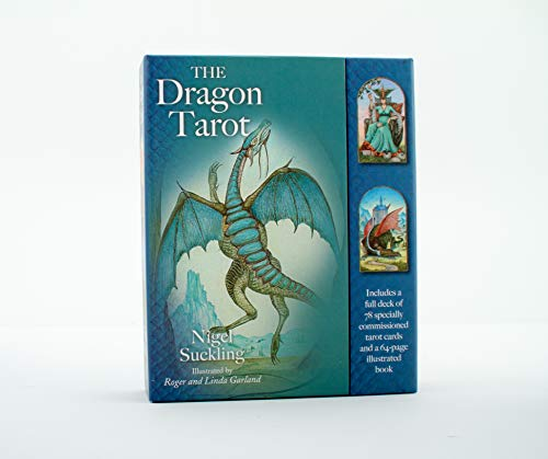 The Dragon Tarot: Includes a full deck of 78 specially commissioned tarot cards and a 64-page illustrated book