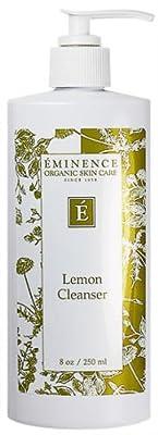 Eminence Lemon Cleanser All Skin 250ml(8oz) Dry to Sensitive Skin New Fresh Product