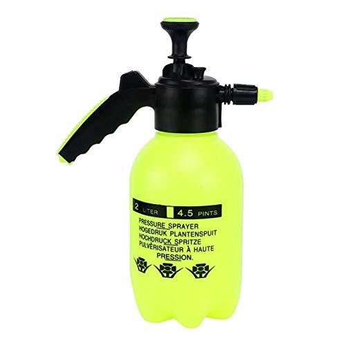 HEMFV Watering Cans 2L Sprayer Portable Pressure Garden Spray Bottle Kettle Plant Flowers Watering Can Pressurized Sprayer Gardening