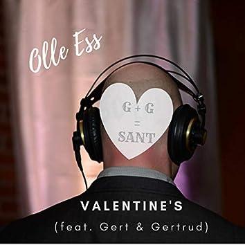 Valentine's (feat. Gert & Gertrud)