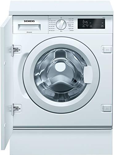 Siemens WI14W301GB iQ500 8kg 1400rpm Integrated Washing Machine