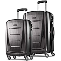2-Piece Samsonite Winfield 2 Hardside Expandable Luggage with Spinner Wheels