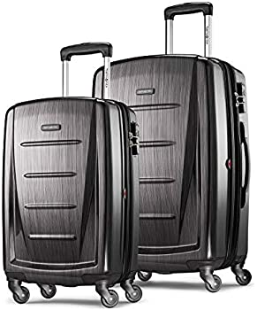 2-Piece Samsonite Winfield 2 Hardside Expandable Luggage