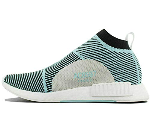 Adidas NMD CS1 City Sock x Parley for The Oceans, scarpe da ginnastica da uomo, edizione limitata, Multicolore (multicolore), 48 EU