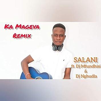 Mageva (feat. DJ Mfundhisi &DJ Nghundla) [Remix]