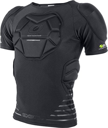 O'NEAL STV Short Sleeve Protector Shirt Protektorenshirt schwarz 2018 Oneal: Größe: L