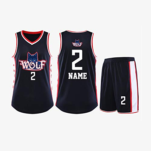 Herren Basketball Trikot- # 2 Kawhi Leonard Los Angeles Clippers Unisex Ärmelloses T-Shirt Mesh Schnelltrocknender Universal Trainingsanzug 2XS-5XL, Familie-Black-XXXL