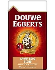 Douwe Egberts Filterkoffie Aroma Rood Blond (3.5 Kilogram, Intensiteit 04/09, Light Roast Koffie), 6 x 500 Gram
