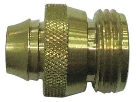 Free Shipping New Hose Connector Male 100 Max 60% OFF psi Brass