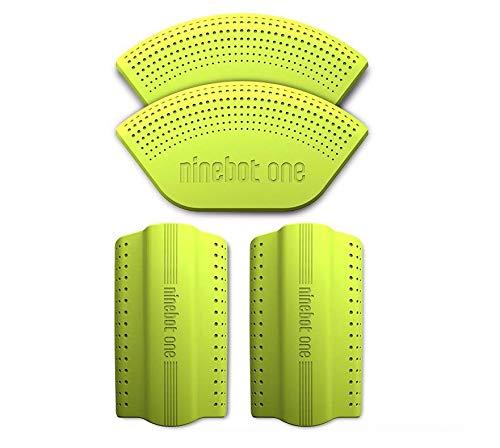 SPEDWHEL Original Protective Cover Bunte Schutzhülle Elektro Einrad Zubehör für NINEBOT A1 / S2 / S1 (Grün)