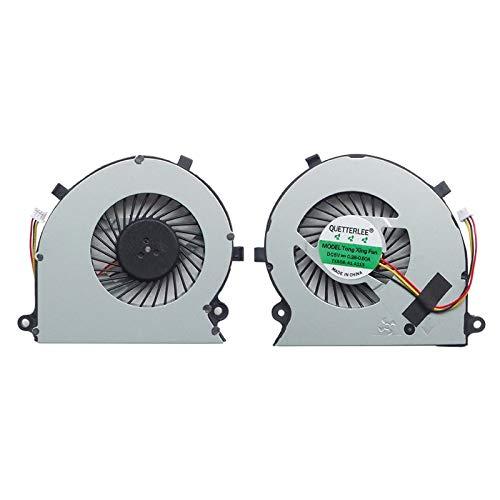 Laptop CPU Cooling fan FOR Toshiba Satellite Radius P50W-B P55W P55W-B BAAA0705R5H V002 P55W B5220 NFB68A05H FSFA11M