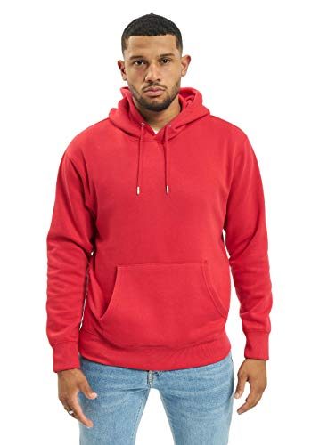 Jack & Jones - Sudadera con capucha para hombre rojo M